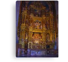 Seo Altar Canvas Print
