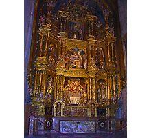 Seo Altar Photographic Print