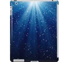 Luxurious stars iPad Case/Skin