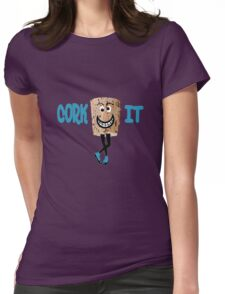 CORKY Womens Fitted T-Shirt