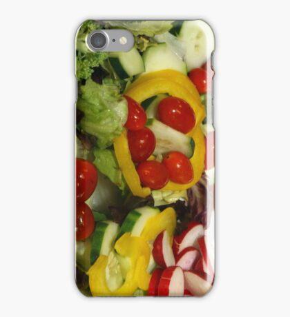 Fresh Garden Salad iPhone Case/Skin