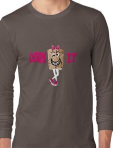 mrs. corky Long Sleeve T-Shirt
