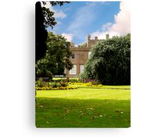 Nonsuch As Lovely Canvas Print