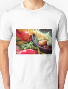 Healthy Fruit and Vegetables T-Shirt