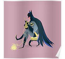 SKILLS (Batman) Poster