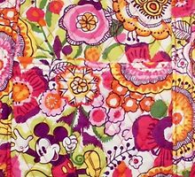 Vera Bradley Bouncing bouquet iPhone case by Emily2015