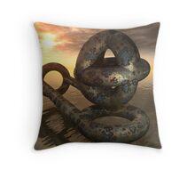 Skimmer Throw Pillow