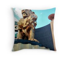 MGM Lion Throw Pillow