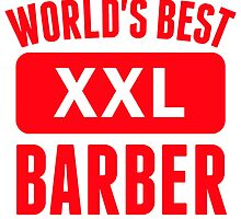 World's Best Barber by kwg2200