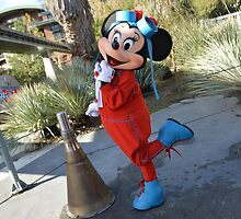 Disney Minnie Mouse Disney Aviation Minnie Mouse Outfit by notheothereye