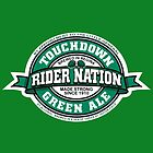 Rider Nation Green Ale by JohnnyMacK
