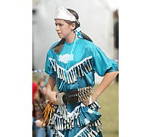 Jingle Dancer Photographic Print