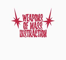 Weapons of Mass Distraction Boobies T-Shirt