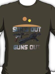 Sun's Out Guns Out! T-Shirt