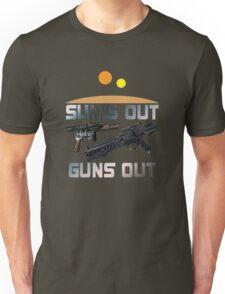 Sun's Out Guns Out! Unisex T-Shirt