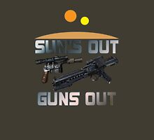 Sun's Out Guns Out! Unisex T-Shirt
