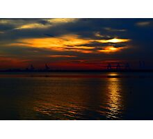Ghosts of Mobile Bay Photographic Print