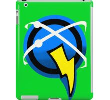 Captain Qwark Symbol  iPad Case/Skin