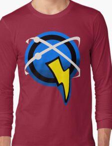 Captain Qwark Symbol  Long Sleeve T-Shirt