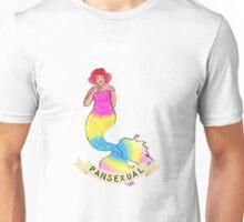 Pansexual Mermaid Unisex T-Shirt