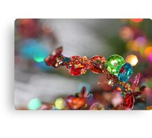 All that Glitters - JUSTART © Canvas Print