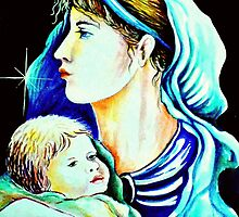 """""""mother & child"""" by meltagana"""