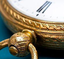 Antique pocket watch by Michael Findlay