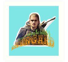 To Isengard! Art Print