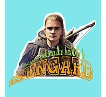 To Isengard! Photographic Print