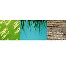 island colours triptych by PeaceM