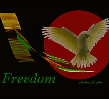 FREEDOM by Madeline M  Allen