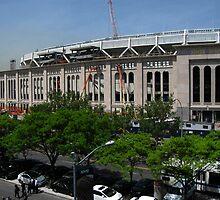 The New Yankee Stadium  by sholder
