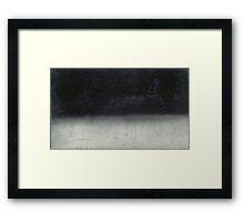 Slumber Framed Print