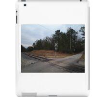 Mississippi Crossroads - Mobile Phone Capture iPad Case/Skin