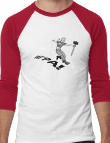 PLAY! Men's Baseball ¾ T-Shirt