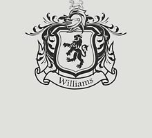 Williams Family Crest (Dark) Unisex T-Shirt