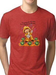 Singing in the Rain Tri-blend T-Shirt