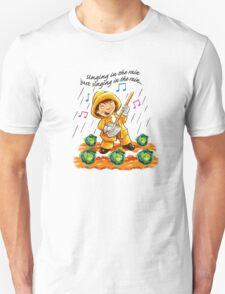 Singing in the Rain Unisex T-Shirt