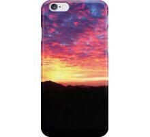 Baja Sunrise iPhone Case/Skin