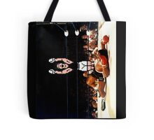 Super Punch Out Tote Bag