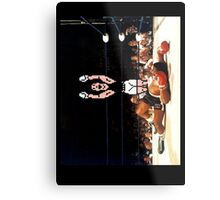 Super Punch Out Metal Print