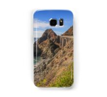 Big Creek Bridge 2 Samsung Galaxy Case/Skin