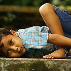 Bali Boy by rebecca Lara bartlett