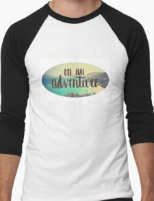 On An Adventure Men's Baseball ¾ T-Shirt