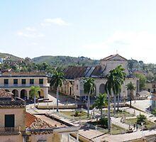 Trinidad, Cuba by Nigel Roulston