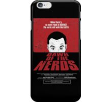 Dawn of the Nerds iPhone Case/Skin