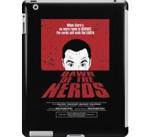 Dawn of the Nerds iPad Case/Skin