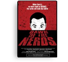 Dawn of the Nerds Canvas Print