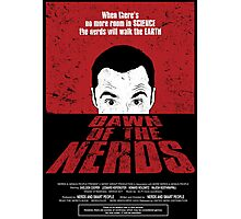 Dawn of the Nerds Photographic Print