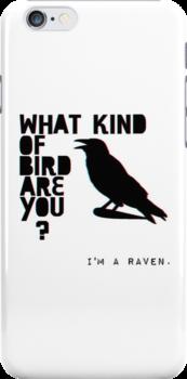 I'm A Raven. by kittenblaine